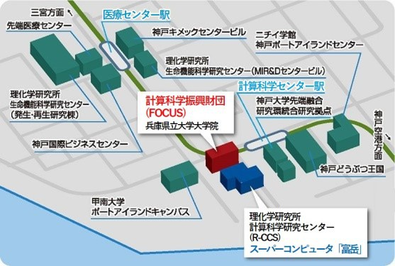 近隣MAP(地図)